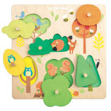 Le Toy Van - Woodland Puzzle