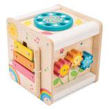 Le Toy Van - Kleiner Aktivitätswürfel