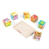Le Toy Van - Jahreszeiten holz puzzle