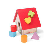 Le Toy Van - Formensteckspiel Haus