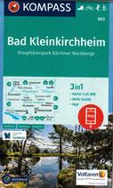 Karte - Bad Kleinkirchheim