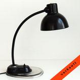 Kandem Schreibtischlampe mit Glasfuß – um 1940