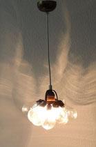 Deckenlampe – Einzelstück mit Glühbirnen