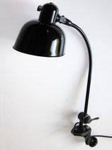 Peitschenlampe - alte Klemmleuchte
