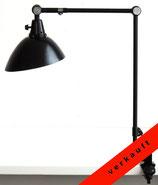 Midgard Gelenkarm – Tischlampe mit Tischschraubfuß