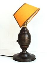 Alte Tischlampe - Beistellleuchte