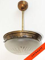 30er Jahre Deckenleuchte oder Wandlampe