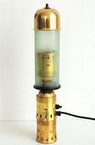 Messing Tischlampe - Einzelstück