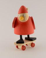 Weihnachtshuhn Skater