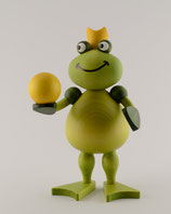 Froschkönig stehend