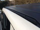 Kederschiene T5/T6 langer Radstand schwarz eloxiert