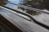 Kederschiene T5/T6 langer Radstand silber eloxiert