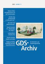 GDS-Archiv Band 11