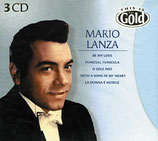 Mario Lanza, This Is Gold  (3 CDs)