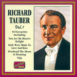Richard Tauber, Favourites Vol. 1