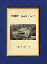 Geschichte des Corps Nassovia Würzburg 1947-2017