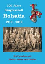 100 Jahre Sängerschaft Holsatia 1919–2019