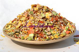 Lunderland-Mixflocke mit 30% Gemüseanteil