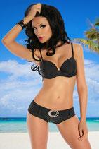 Push-Up Bikini-Set 12029 schwarz