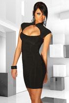 Kleid 11888 schwarz