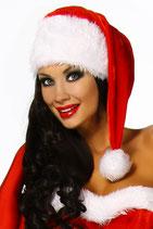 Weihnachts-Mütze