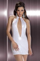 weißes Schlauchkleid 001140 von Passion Lingerie
