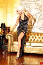 Kleid Romance Divino  mit T-String von Provocative Dessous
