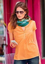Bluse apricot von Aniston