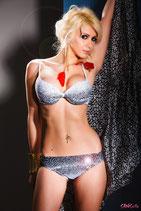 weißer Balconnet Bikini 12004 von Sanselle