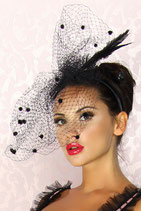 Designer Mini-Hut / Fascinator 12203