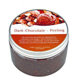 Dark chocolate-Peeling