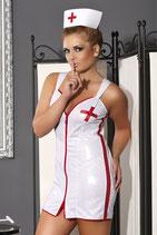 Krankenschwester Outfit Sensuale Nurse von Andalea Dessous