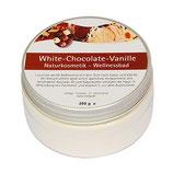 White Chocolate-Vanille-Bad