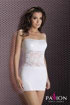 weißes Schlauchkleid 001161 von Passion Lingerie