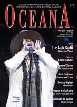 Numéro 3 D'Oceana Magazine