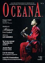 Numéro 4 d'Oceana Magazine