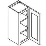 30″ TALL WALL CABINET - 1 Door