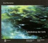 """CD """"Kaleidoskop der Tiefe"""" Duo Harfe und Kontrabaß"""
