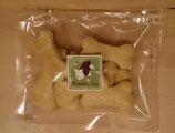 カロリー控えめセサミクッキー(手作り、無添加)【内容量10本】