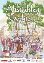 Altstadtfest-Plakat 2018