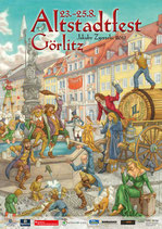Altstadtfest Plakat 2013