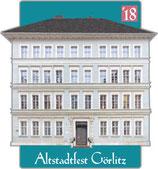 Altstadtfest Pin 2018