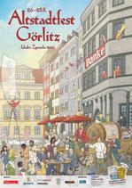 Altstadtfest Plakat 2016