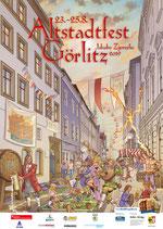 Altstadtfest-Plakat 2019