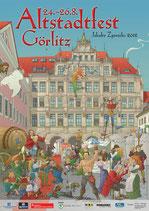 Altstadtfest Plakat 2012