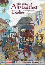Altstadtfest Plakat 2015