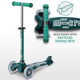 Mini Micro step Deluxe ECO Ocean Groen