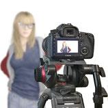 Съемка видеоблога или обзора HD