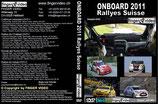 DVD Onboard 2011 Rallyes Suisse