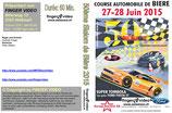 DVD Course automobile de Bière 2015